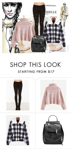 """""""SheIn 1"""" by dinka1-749 ❤ liked on Polyvore featuring Marc Jacobs and Timberland"""