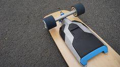 Electric Motor Adaptable on any Skateboard – Fubiz Media