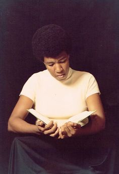 Octavia E. Butler, science fiction writer. She was one of the best-known African-American women in the field, with works including the Patternist series (including Wild Seed), Lilith's Brood (formerly the Xenogenesis trilogy), and the Parable series. Her work was associated with Afrofuturism, where sci-fi parallels a marginalized, Black experience. She became the 1st science fiction writer to receive the MacArthur Foundation Genius Grant and was a recepient of Hugo and Nebula awards. R.I.P.