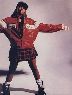 Mary with the tennis skirt and combat boots, I so remember this style in the early 90s.