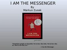 Markus Zusak i am The Messenger Zusak Markus i am The