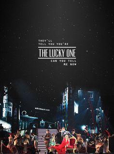 The Lucky Ones Lyrics