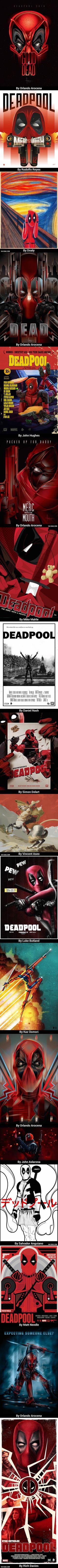 【Wham!】18 Incredible Deadpool Tributes
