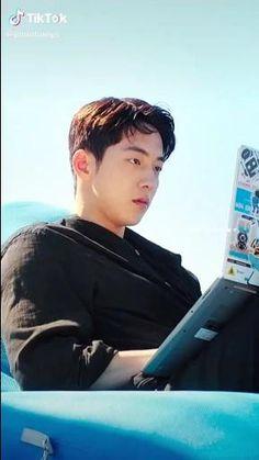 Nam Joo Hyuk Abs, Nam Joo Hyuk Cute, Joon Hyuk, Weightlifting Fairy Kim Bok Joo Fanart, Weightlifting Fairy Kim Bok Joo Wallpapers, Korean Drama Songs, Korean Drama Funny, Nam Joo Hyuk Wallpaper, Nam Joohyuk