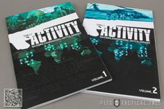 The Activity: A Comic Book with Realism, Espionage and Intrigue
