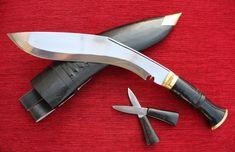 Genuine British Gurkha Khukuri Khukri Kukrri Kukri Service No.1-10.5 inch