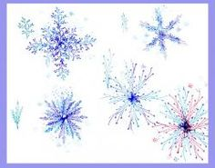 Snowflakes from Video Clip