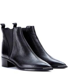 mytheresa.com - Chelseaboots Jensen Aus Leder » Acne Studios | mytheresa - Luxury Fashion for Women / Designer clothing, shoes, bags