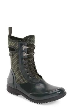 51b7e273d39 Bogs  Sidney Cravat  Lace-Up Waterproof Boot (Women). from Nordstrom
