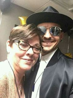 Chester and his mom