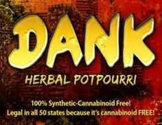 """Dank Herbal Incense Potpourri   Not for the weak ! Listed as being close to the aroma as """"Barely Legal"""", also same herbal spice blend and scent. LEGAL in all 50 US States!"""