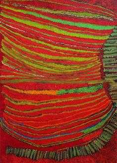 art & australian aboriginal indigenous - Kunmanara Tingima Inma