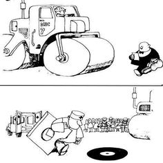 Flattened by the recording industry?