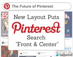 So happy for my clients I have helped optimize their Pinterest profile for search based interests. #success #seohelp http://blog.tailwindapp.com/pinterest-search-front-center/