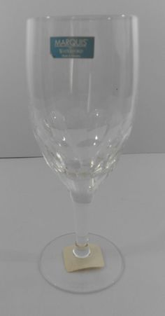 Marquis by Waterford Elena Iced Beverage Lead Crystal Glass #MarquisbyWaterford