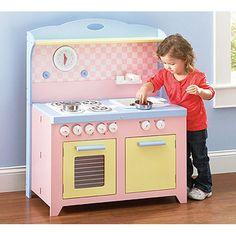 Hideaway Playtime Kitchen from PoshTots