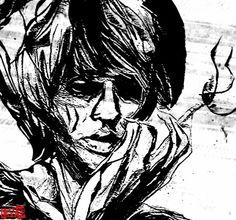 ART & DESIGN: Eddie Martinez - Nomader
