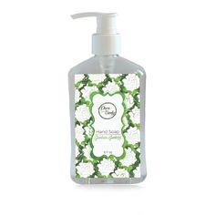 Gardenia Goddess Hand Soap