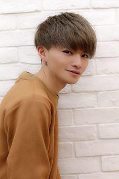 Bowl Haircuts, Haircuts For Men, Men Hair Color, Kpop Hair, Bowl Cut, Boyish, Hair Cuts, Hairstyle, Mens Fashion