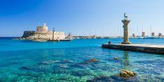 Rhodos Stadt – Ferien für kulturinteressierte Strandurlauber © Shutterstock.com