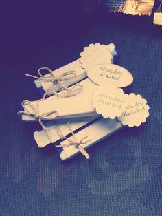 Gäste Geschenke♡
