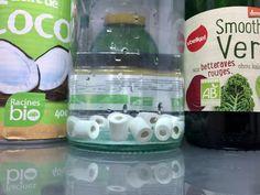 Perles de céramique pour filtrer l'eau.  Voir dans les commentaires pour fournisseur moins cher