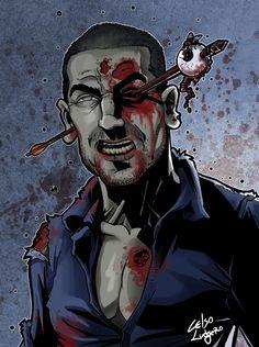 Zombie Shane, The Walking Dead