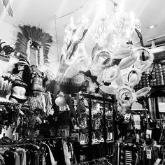 Crazy Streets, full of Crazy Shops is why I love London.