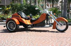 vw custom trikes | 2014 Trike Motorcycle Trike Chopper Trike Custom Trike Vw Trike - New ...