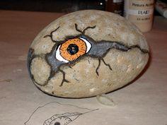 rocks again, oldest grandchild loves this dinosaur egg...