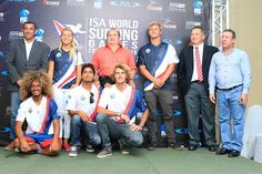 Costa Rica Surf News - ISA World 2016: World Class 'Costa Rican Surfers' Competing this August in Jaco