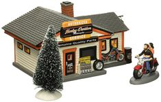 Department 56 Hdnvl Harley Parts Shop Box SE Lit_house * Read more reviews of the product by visiting the link on the image. (This is an affiliate link) #HomeDecorIdeas