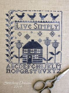 Live Simply - Hands to Work Freebie