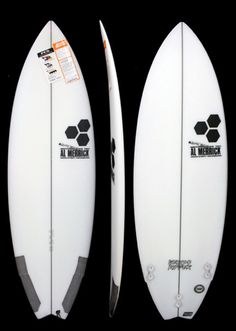 Channel Islands Weirdo Ripper 5'4 x 18 1/2 x 2 1/8 Surfboard : Surf St...