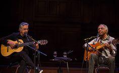 Caetano e Gil abrem nova turnê com karaokê coletivo em Amsterdã - 25/06/2015 - Ilustrada - Folha de S.Paulo