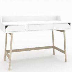 #Scandinavian Desk