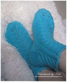 Suloista sekametelisoppaa: Nuttus-sukat