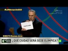 Tokyo Wins 2020 Olympic Bid VIDEO 2020 Olympic Games in Tokyo Japan 07.0...