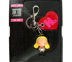 Harajuku Lovers Gwen Keychain! @Luuux