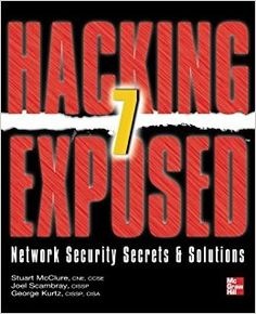 Hacking Exposed 7 Network Security Secrets & Solutions Seventh Edition : Network Security Secrets and Solutions: Network Security Secrets and Solutions ebook by Stuart McClure - Rakuten Kobo Hacking Books, Learn Hacking, Reading Online, Books Online, Projets Raspberry Pi, Computer Forensics, Computer Programming, Computer Science, Computer Security