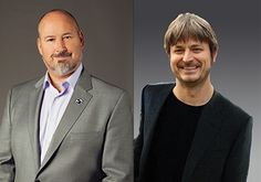 Chip Pearson and Zach Halmstad: 2014 Entrepreneurs of the Year (Twin Cities Business) award winners