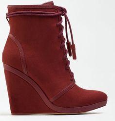 Lindos Zapatos Rojos para el Verano 2012