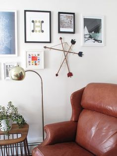 Living Room - eclectic - living room - boston - The Red Jet