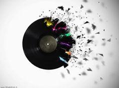 bacheca di pinterest dedicata alla musica