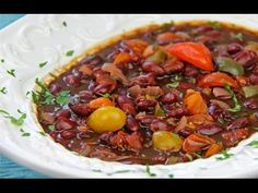 Quick And Tasty Stewed Beans Recipe [For Students & Busy People] – Chris De La Rosa Dinner Soup – Dinner Recipes Rice Recipes, Vegetarian Recipes, Cooking Recipes, Healthy Recipes, Savoury Recipes, Vegetarian Cooking, Vegetable Recipes, Baked Beans On Toast, Kitchens