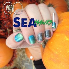 """Seahawks GIVEAWAY!   Be LOUD and PROUD!!!  During the game today I will randomly post """"SEA""""......the first person to post """"HAWKS"""" wins a prize!  Multiple prizes will be won!!!!  Must LIKE my page to play :) Click here: http://facebook.com/reginajams"""