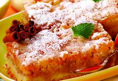 Prăjitura de post cu mere rase în aluat | Click! Pofta Buna! French Toast, Breakfast, Morning Coffee, Morning Breakfast