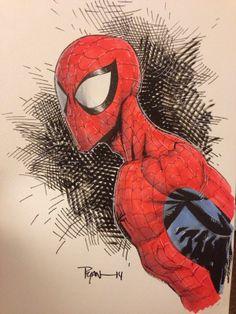 Spider-Man by Ryan Ottley