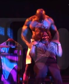 Don't Be Jealous! Tyson Beckford Shows Sheryl Underwood The Goods In Naughty Lap Dance Sheryl Underwood, Tyson Beckford, Marketing Articles, Totally Awesome, Jealous, Good Things, Dance, Concert, Celebrities