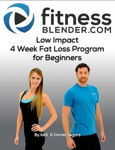 Low Impact 4 Week Fat Loss Program for Beginners  .  The HIIT workouts are too hard on my shoulders and this  works around that for me.  Half way through.